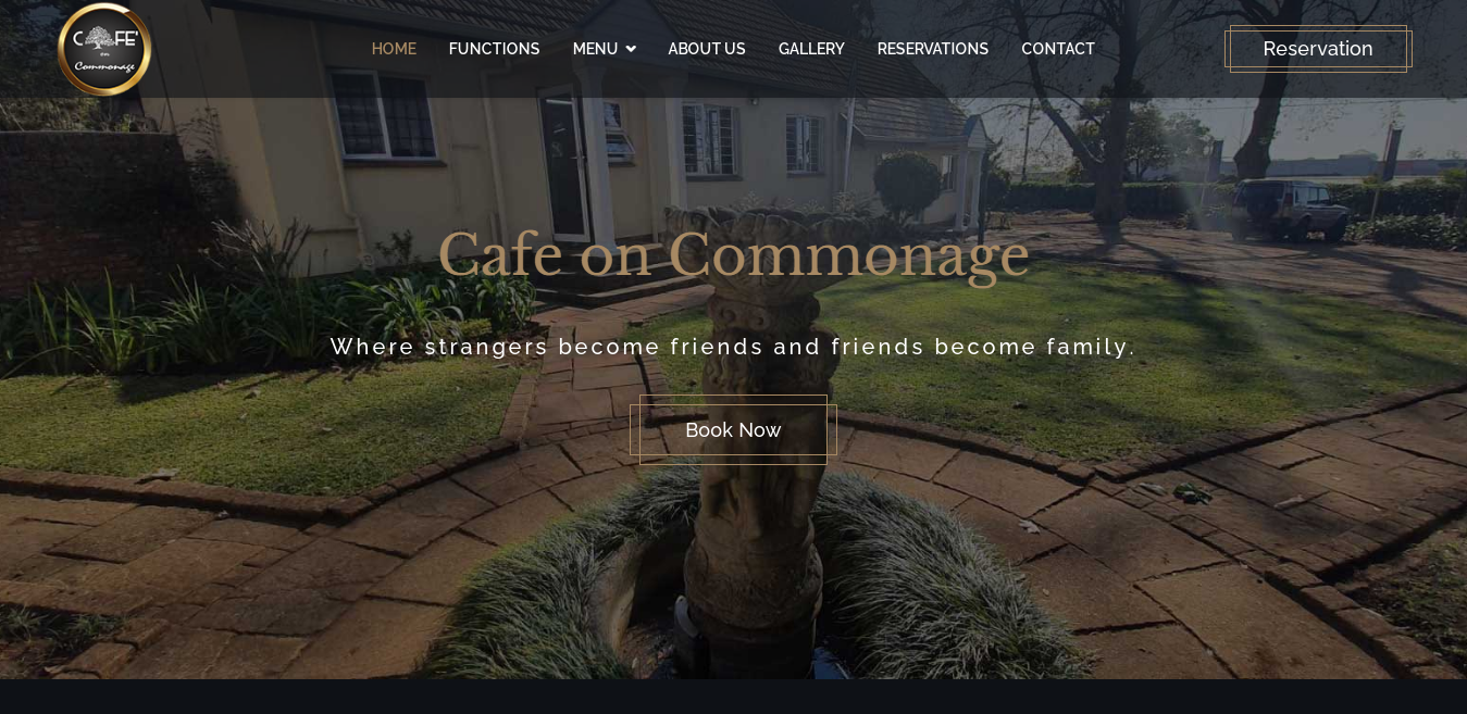 Cafe on Commonage