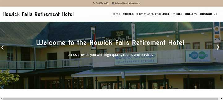 Howick Falls Retirement Hotel
