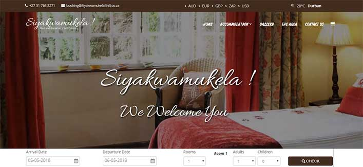 Siyakwamukela Bed & Breakfast